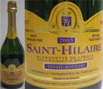 Saint-Hilaire Blanquette de Limoux 2005