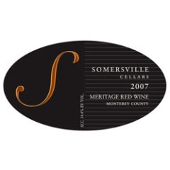 Somersville Cellars Red Meritage 2007