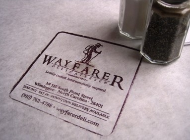 Wayfarer stamp image